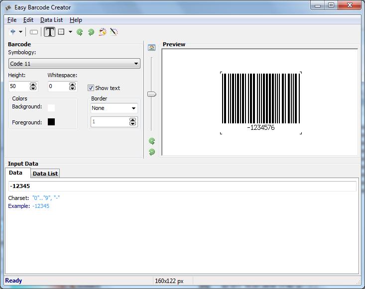 Easy Barcode Creator