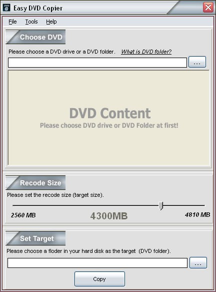 Easy DVD Copier
