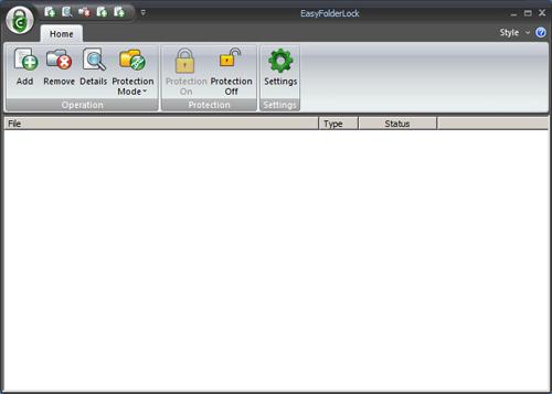 Easy Folder Lock