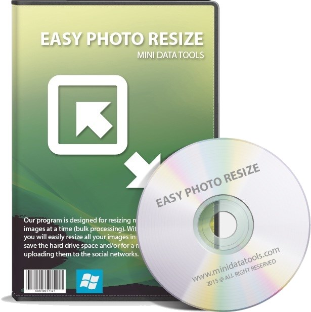 Easy Photo Resize