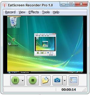 EatScreen Recorder Pro