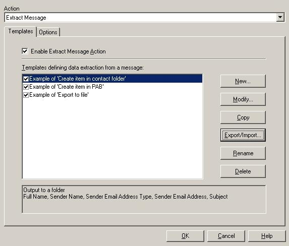Extract Message for Outlook