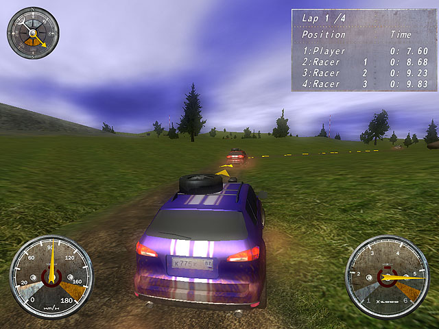 Extreme 4x4 Racing