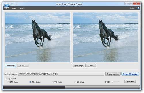 FREE 3D Image Creator