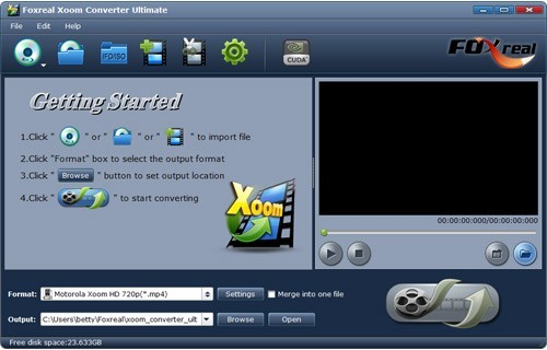 Foxreal Xoom Converter Ultimate