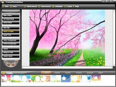 Frame Photo Editor