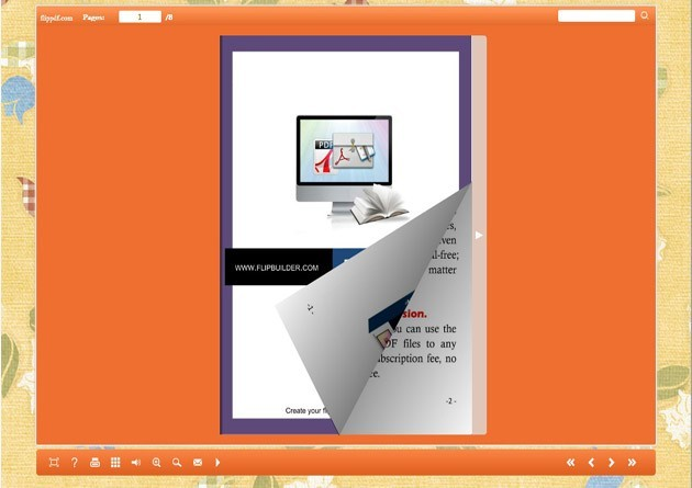 Free Digital Page Turning Book Maker