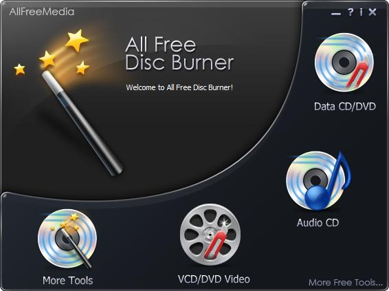 Free Disc Burner Platinum