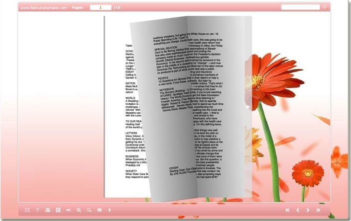 Free E-book Creator