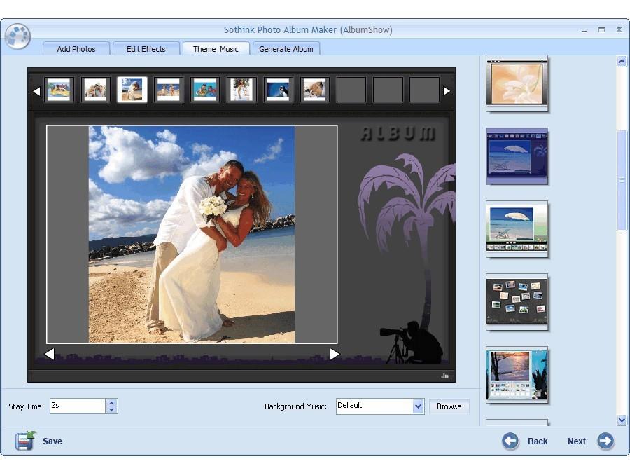 Free Photo Album Maker