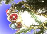 Furry Christmas Tree Live Wallpaper