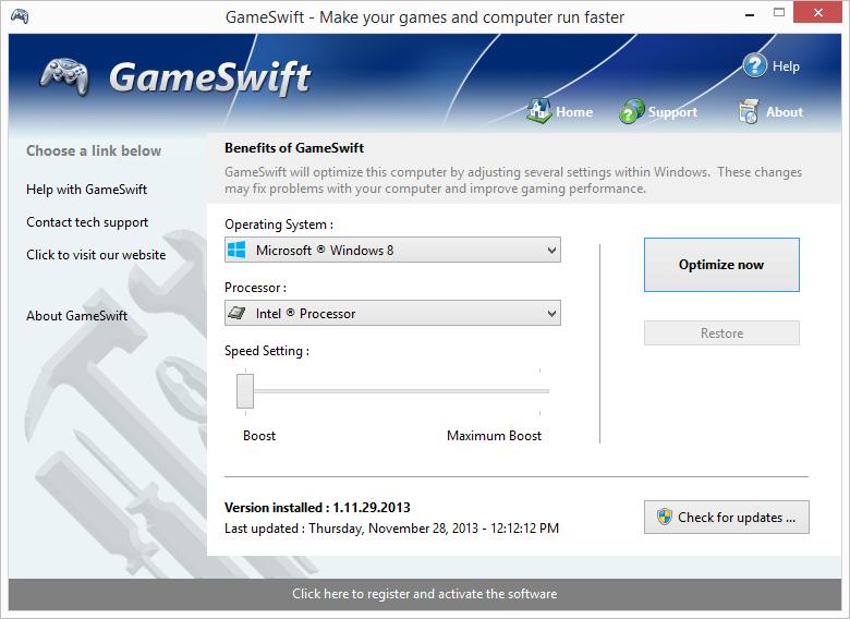 GameSwift