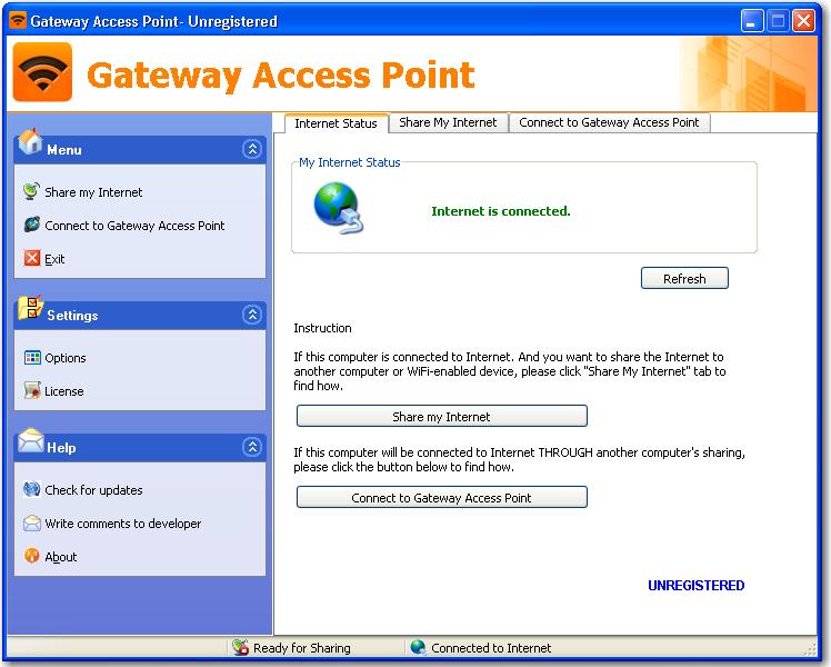 Gateway Access Point
