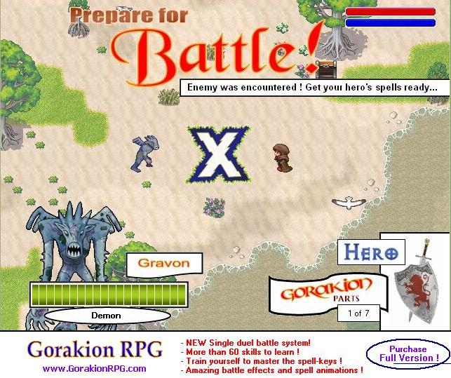 Gorakion RPG