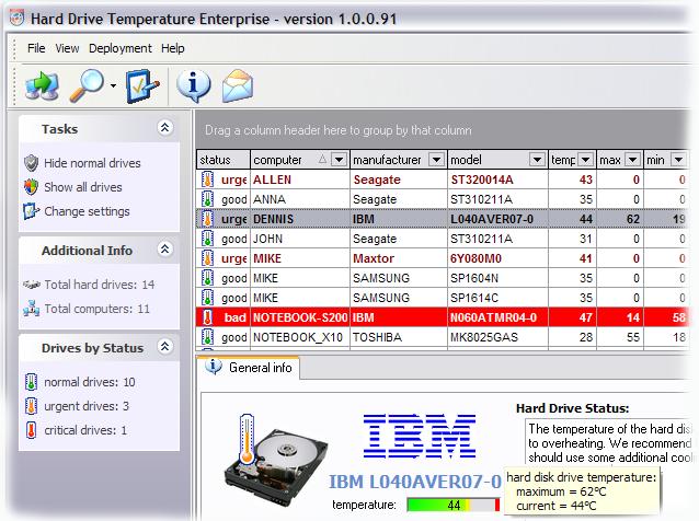 HDD Temperature Enterprise