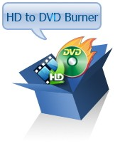 HD to DVD Burner Suite