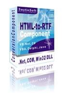 HTML-to-RTF Pro DLL