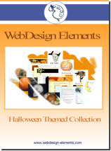 Halloween Web Elements