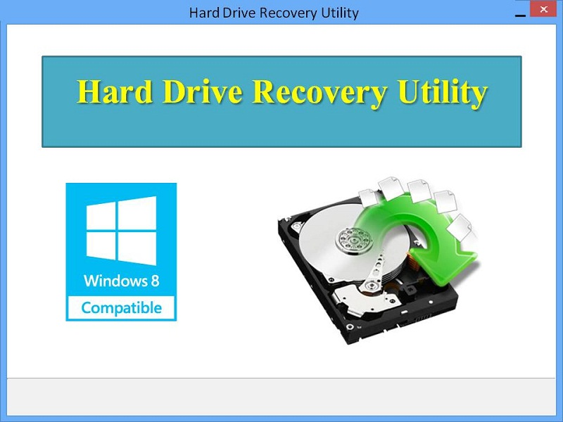 Hard Drive Recovery Utility