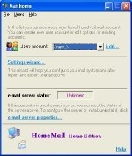 HomeMail Professional edition