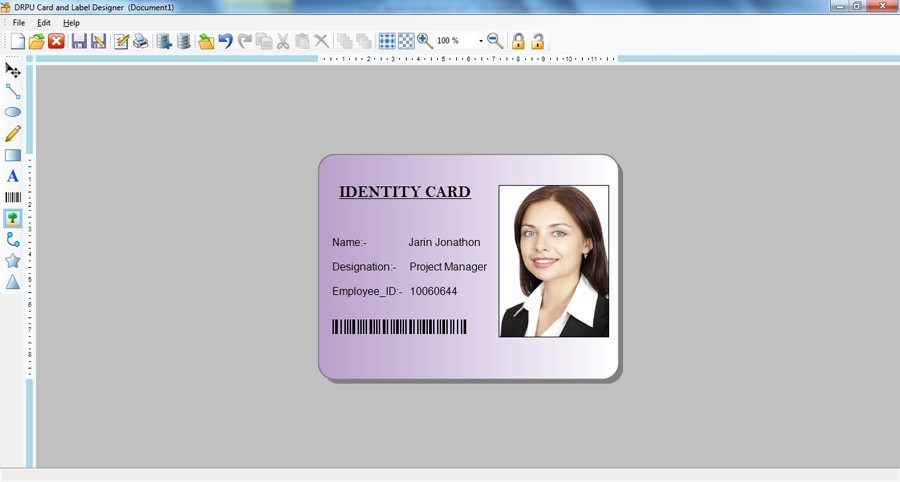 ID Card Maker Software