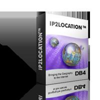 IP2Location IP-COUNTRY-REGION-CITY-ISP Database