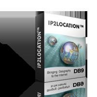 IP2Location IP-COUNTRY-REGION-CITY-LATITUDE-LONGITUDE-ZIPCODE Database