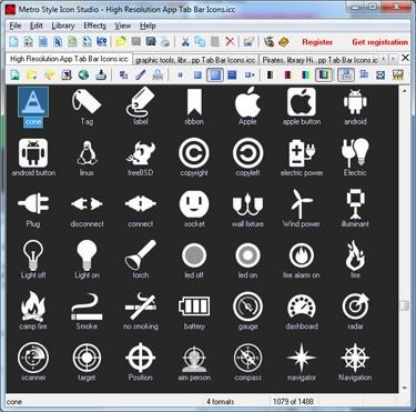 Icon Editor Studio