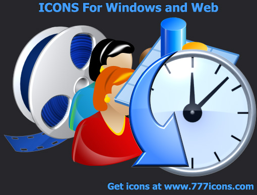 Icons for Windows and Web