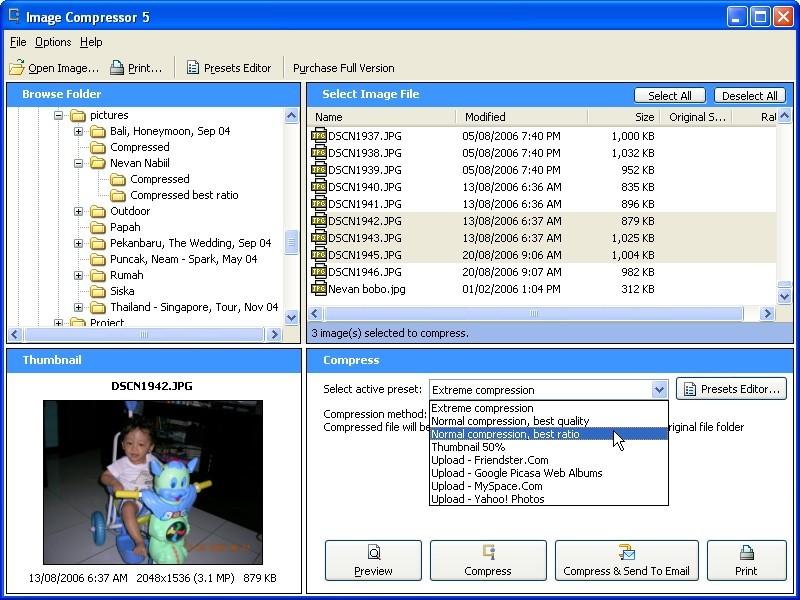Image Compressor 5 Lite Edition