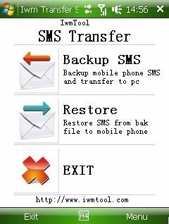 Iwm Transfer SMS