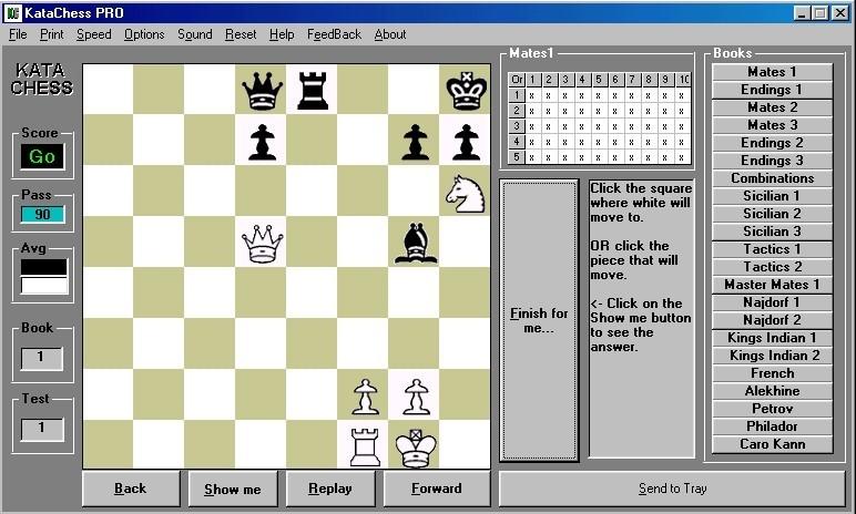 Kata Chess