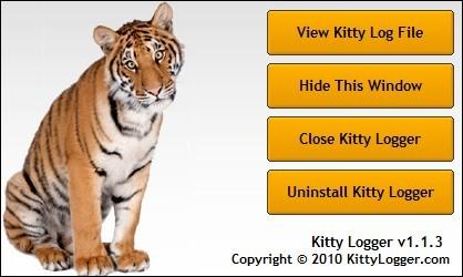 Kitty Logger