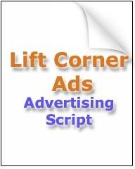 Lift Corner Ads Script
