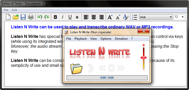 Listen N Write Free