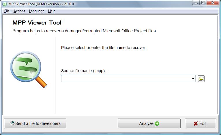 MPP Viewer Tool
