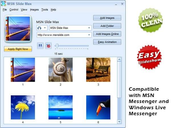 MSN Slide Max