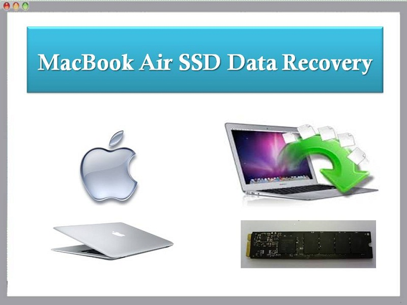 MacBook Air SSD Data Recovery