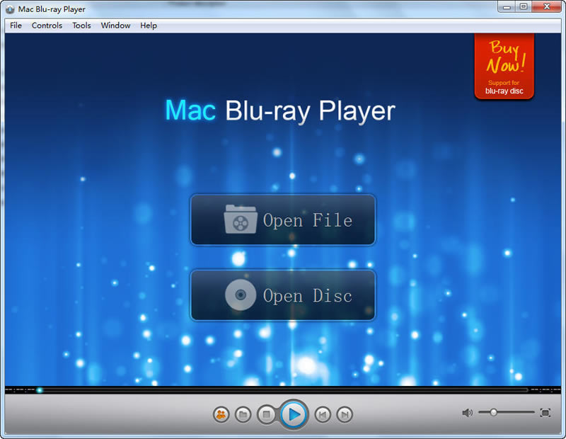 Mac Blu-ray Player for Windows