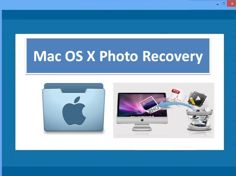 Mac OS X Photo Recovery