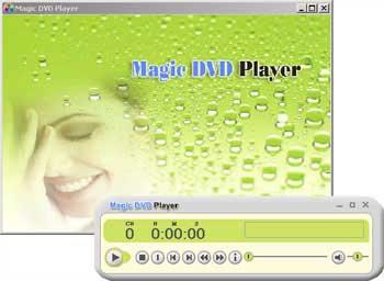 Magic DVD Player