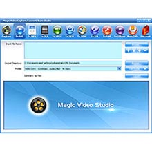 Magic Video Capture/Convert/Burn Studio