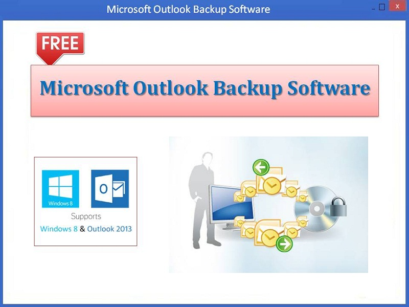 Microsoft Outlook Backup Software