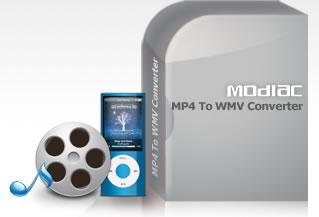 Modiac MP4 to WMV Converter