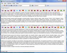 MultiTranse European