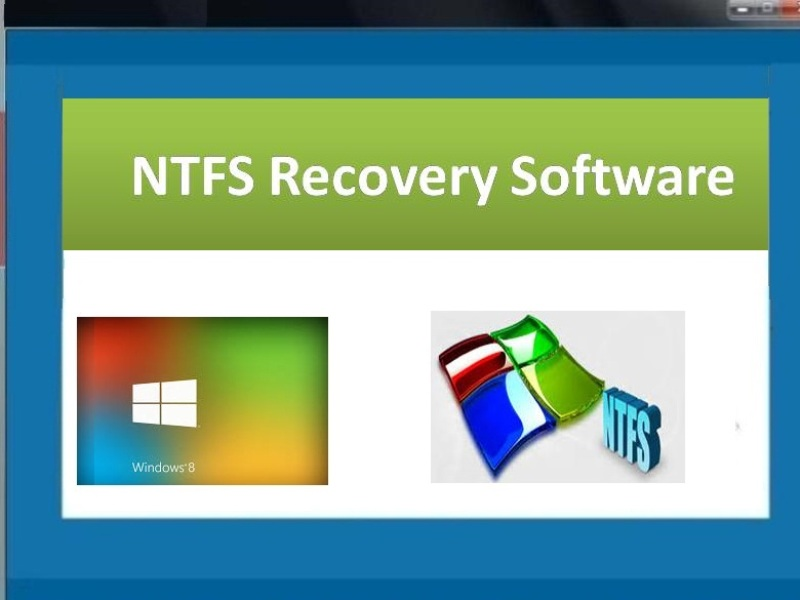 NTFS Recovery Software