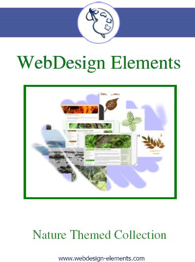 Nature Web Elements
