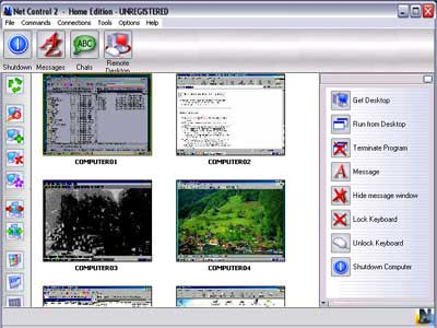 Net Control 2 Home Edition