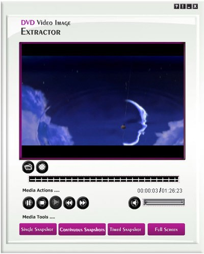 OSS DVD Video Image Extractor