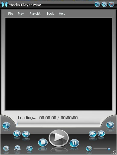 OSS Media Player MAX